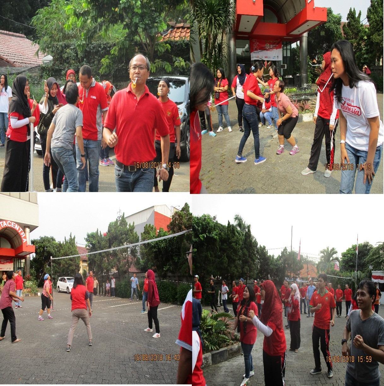 Indonesia Independence Day Celebration - HO DUTATRANS