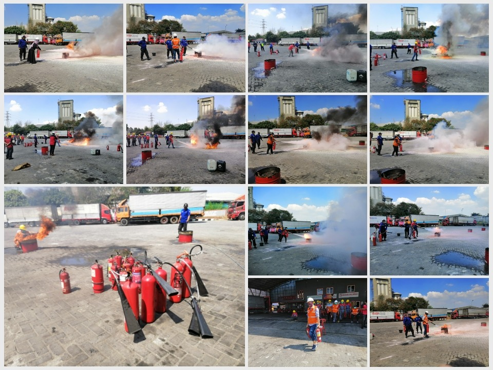 Fire Drill Training